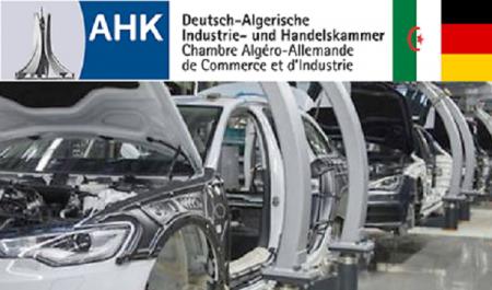 Industrie automobile: Neuf sociétés allemandes attendues à Alger