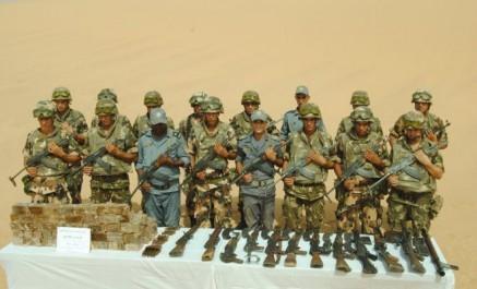 Lutte antiterroriste : une cache d'armes et de munitions découverte à Bordj Badji Mokhtar