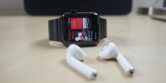 Apple Watch Series 3 : Une montre indépendante de l'iPhone