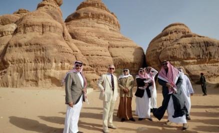 L'Arabie Saoudite pense à l'après pétrole et lance un projet touristique d'envergure