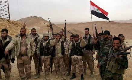 L'armée syrienne s'empare de nouveaux territoires dans le Qalamoun