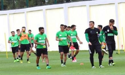 Algérie-Libye : les Verts veulent prendre option avant la manche de Sfax