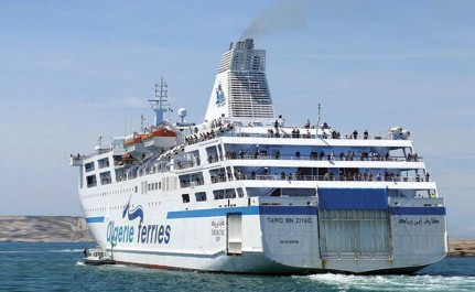 La ligne maritime Oran-Ain El Turk très prisée