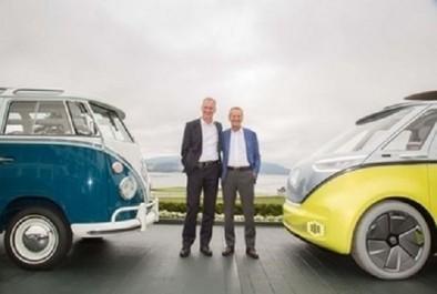 Volkswagen Group : Du 100% électrique pour la renaissance du «Combi»