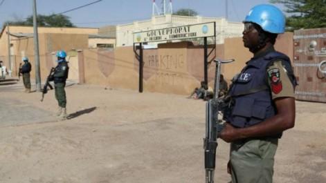 Mali: neuf morts dont un Casque bleu lors de deux attaques contre la mission de l'ONU