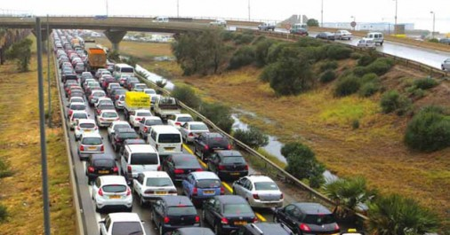 Eté à Boumerdès: Les vacances gâchées par les embouteillages