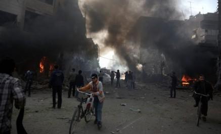 Syrie : 17 civils tués à Raqqa dans un raid de la coalition internationale