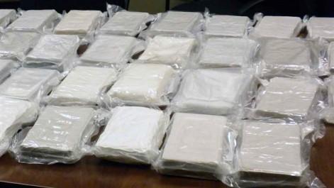Environ 600 kilos de cocaïne saisis en Lituanie
