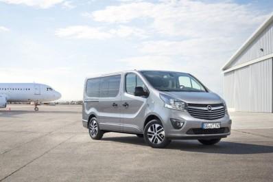 Salon de Frankfurt 2017 : Opel dévoile les grands vans Opel Vivaro Tourer et Combi+