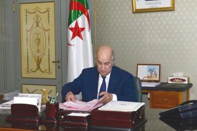 Le premier ministre rentre et regagne son bureau aujourd'hui :  Abdelmadjid Tebboune écourte ses vacances