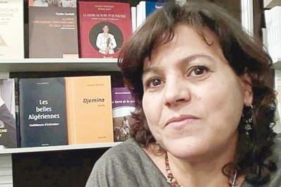 """Nassira Belloula, journaliste et auteure, se confie à : """"LIBERTÉ""""  """"Je n'ai pas de relations ambiguës avec les langues"""""""
