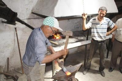 Baisser de rideau de la 3ème édition de la fête de la forge de Bouzeguène: La forge d'Ihitoussène, un patrimoine à préserver