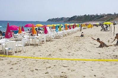 Oran : vaste opération de contrôle des exploitants de plages