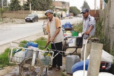 Le problème d'AEP se pose avec acuité à Souk Ahras: Les citoyens de Sidi Fredj ont soif