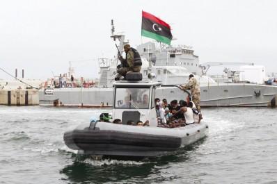Contrôle maritime pour bloquer le départ de migrants vers l'Europe:   L'Italie apporte son soutien à la Libye