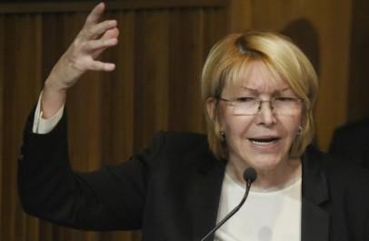 Alors que l'Onu évoque un usage excessif de la violence: Venezuela : l'ancienne procureure générale citée