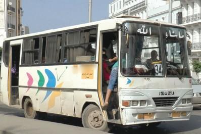 Transport en commun à Alger: Un autobus nommé désir