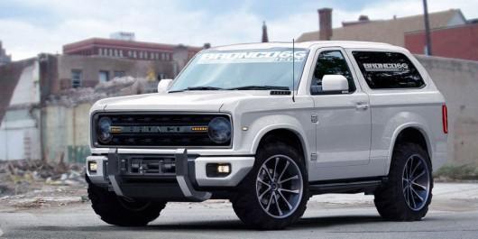 Ford Bronco: Le retour d'une légende