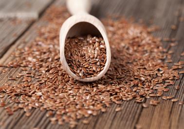 Graines de lin: 3 bienfaits sur notre corps