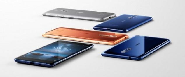 Nokia 8 : Le smartphone a été officialisé ! (Fiche technique + prix)
