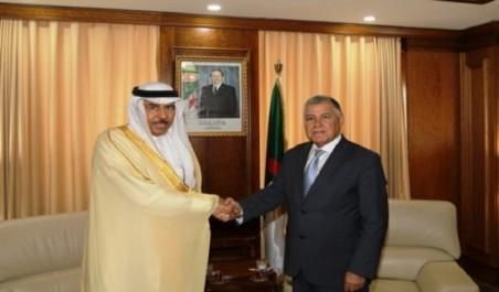 Guitouni reçoit l'ambassadeur de l'Arabie saoudite