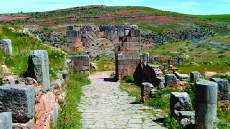 Un livre ouvert de 3 000 ans d'histoire à découvrir