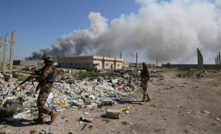 Irak: 7 soldats tués par un kamikaze sur une base au nord du pays