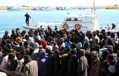 Italie: Feu vert des députés à l'aide maritime à la Libye pour endiguer le flux de migrants
