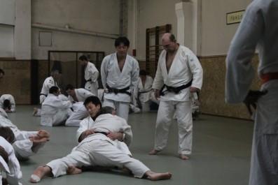 Kubo Hitoshi (expert japonais de judo) au Temps d'Algérie: «Les judokas algériens sont généralement en situation de défense»