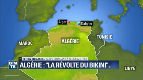 Selon BFM TV la Kabylie est une wilaya …
