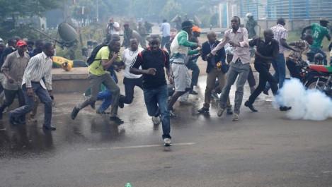 Deux personnes tuées au Kenya où l'opposition crie à la fraude électorale