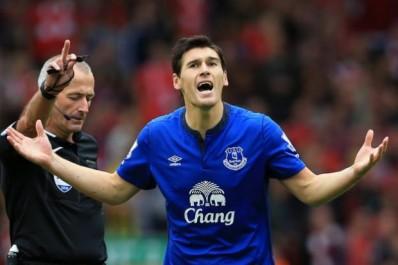 Gareth Barry quitte Everton