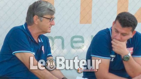 CRB : Todorov relance  la concurrence