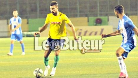 JSK : Boukhanchouche : titulaire face  à la JS Saoura