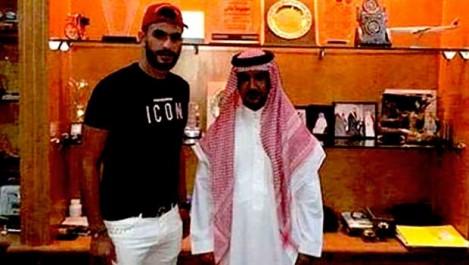 Kenniche : «Al Qadissiya m'offre toutes les conditions pour vite revenir en sélection»
