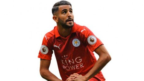 L'AS Rome se retire du recrutement de Mahrez