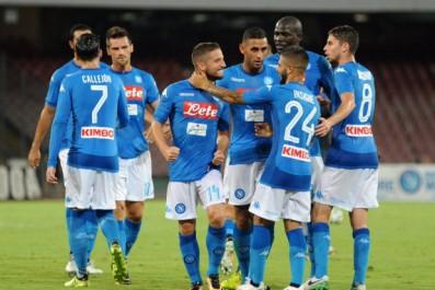 LDC, barrage aller (Terminé) : Naples 2 – 0 Nice (Ghoulam)