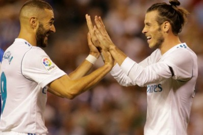Le Real Madrid domine largement la Corogne