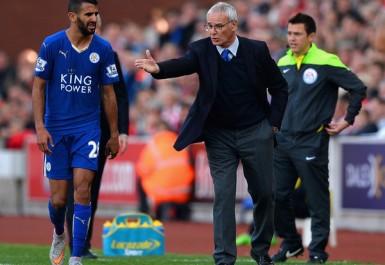 Leicester City – Ranieri : «Mahrez est un grand joueur, mais …»