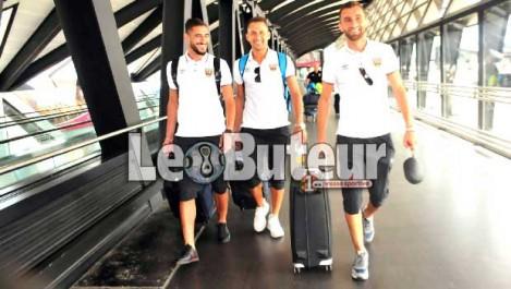 MCA : Les Mouloudéens  depuis hier Lyon