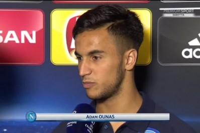 Naples – Ounas :»C'est le coach qui fait ses choix»