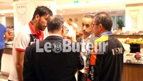 USMA : Haddad depuis hier à Izmit