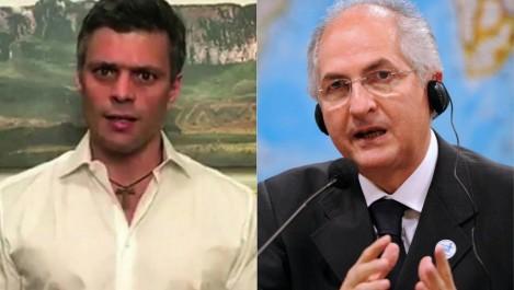 Venezuela: Leopoldo Lopez et le maire de Caracas appréhendés à leur domicile