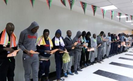 Libye: au moins 135 migrants nigérians rapatriés dans leur pays
