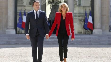 France: L'Elysée précise le rôle et le statut de Brigitte Macron