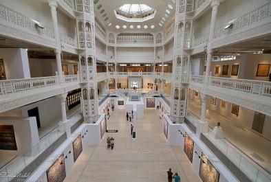 1re Rencontre Internationale d'Art Contemporain d'Alger: 40 pays invités