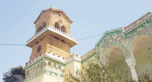 MAZAGRAN : Une mosquée antique, ciblée par la démolition