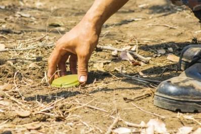 Déclenchée par les feux de forêt: Explosion de mines antipersonnel