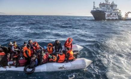 Méditerranée: 600 migrants sauvés en un jour