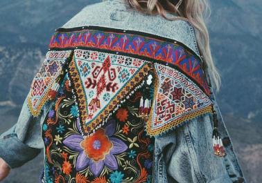 Must-Have: Une veste en jean customisée